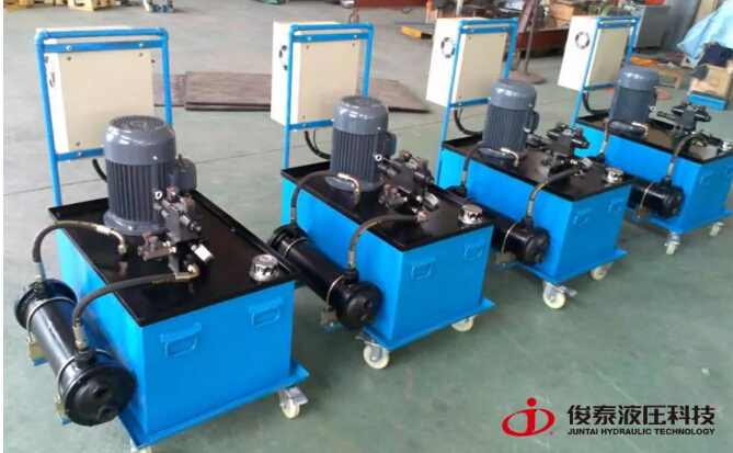 Juntai Hydraulics tells you what functions the hydraulic station can achieve!