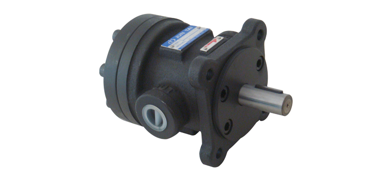 Popularization and application of vane pump in the field of servo system