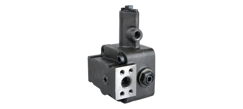 What are the characteristics of gear pumps, vane pumps and plunger pumps?