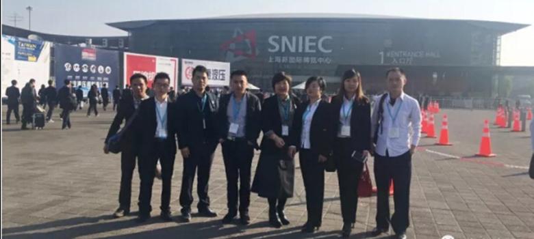 2017上海國際PTC展會,完美落幕-俊泰液壓科技